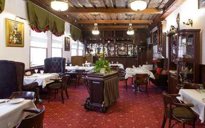 Банкетный зал ресторана Александр на Харьковской улице фото 2