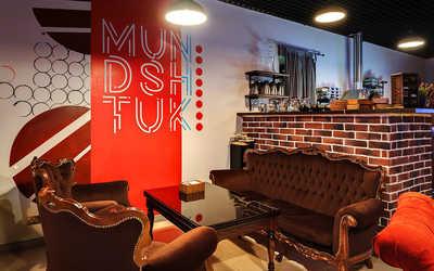 Банкетный зал кафе Мундштук (Mundshtuk) на Невском проспекте фото 1