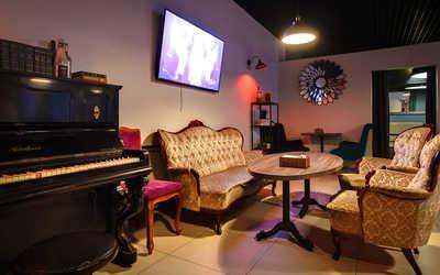 Банкетный зал кафе Мундштук (Mundshtuk) на Невском проспекте фото 2