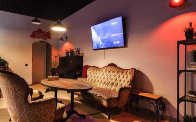 Банкетный зал кафе Мундштук (Mundshtuk) на Невском проспекте фото 3