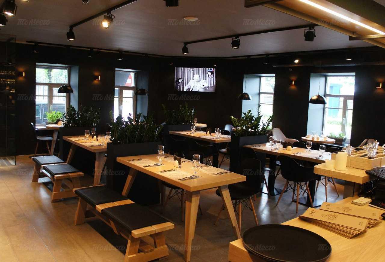 Ресторан Брют на Выборгской набережной