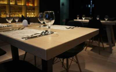Банкетный зал ресторана Брют (BRUT) на Выборгской набережной