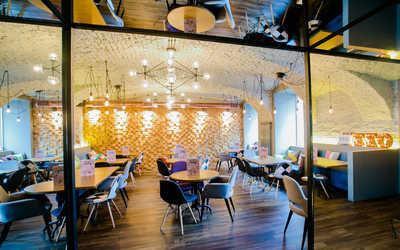 Банкетный зал бара, кафе Ozz на Садовой улице