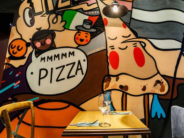Аранчино (Arancino Pizza)
