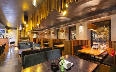 Банкетный зал ресторана И Рис на Ропшинской улице фото 1