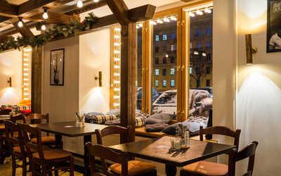 Банкетный зал бара, ресторана EmMOUSE? на Гаванской улице фото 2