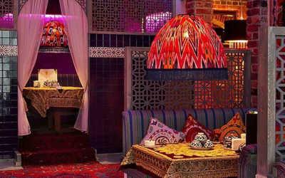 Банкеты ресторана Урюк на Вавилова фото 2