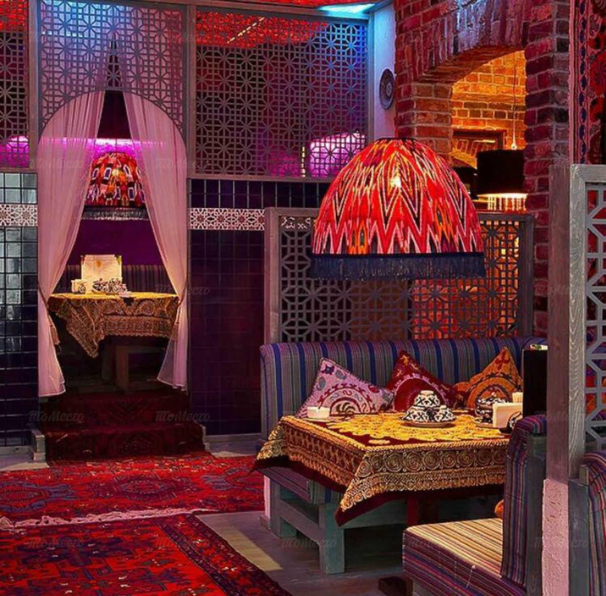 Ресторан Урюк на Вавилова