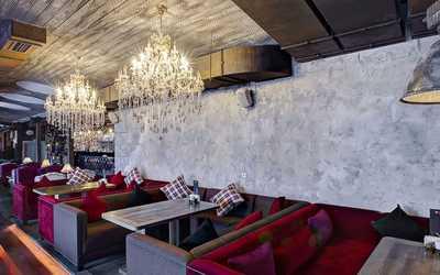 Банкеты ресторана Урюк на улице Сущёвский Вал фото 3