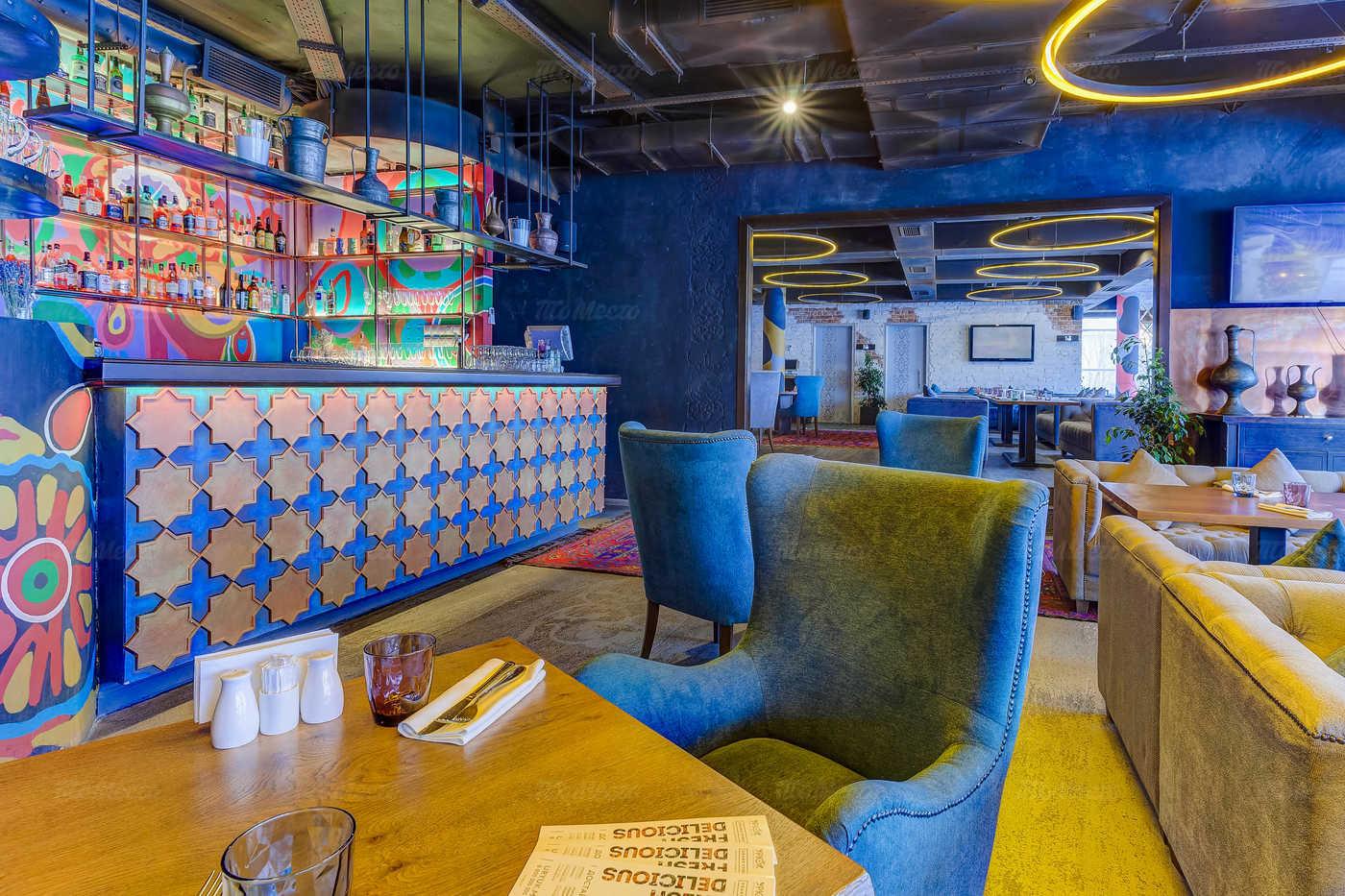 Ресторан Гранд Урюк (Grand Урюк) На Маршала Жукова фото 5