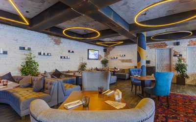 Банкеты ресторана Гранд Урюк (Grand Урюк) На Маршала Жукова фото 2