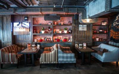 Банкеты ресторана Урюк на Мясницкой  фото 2