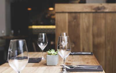 Банкетный зал ресторана Brix Tapas&Grill на улице Покровка фото 3