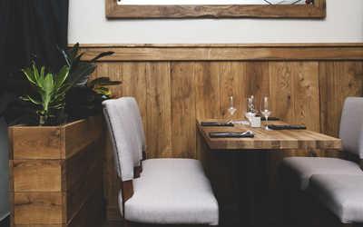 Банкетный зал ресторана Brix Tapas&Grill (Винный бар Brix) на улице Покровка фото 2