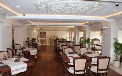 Банкетный зал ресторана Армения на Тверской улице фото 1