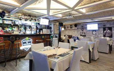 Банкетный зал ресторана Арнольд и Федор (Arnold&Фёдор) на улице Чайковского фото 2