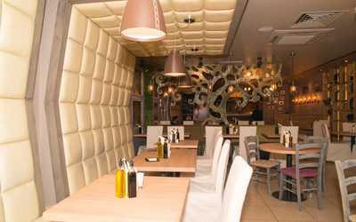 Банкетный зал кафе Osteria Mario (Остерия Марио) на Трубной площади