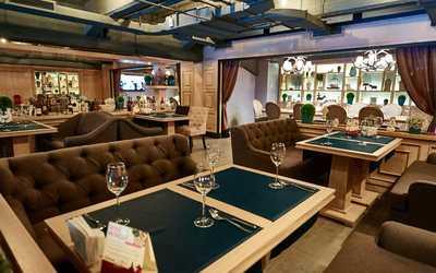 Банкетный зал ресторана Friends and family на улице Ленинской Слобода фото 3
