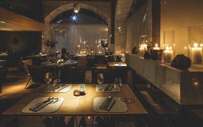 Банкетный зал ресторана Mushrooms (Машрумс) на Большой Якиманке фото 2
