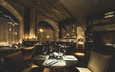 Банкетный зал ресторана Mushrooms (Машрумс) на Большой Якиманке фото 1