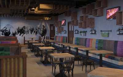 Банкетный зал ресторана Bigrib (БигРиб) на Садовнической набережной фото 3