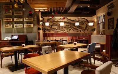 Банкетный зал ресторана Bigrib (БигРиб) на Садовнической набережной фото 1