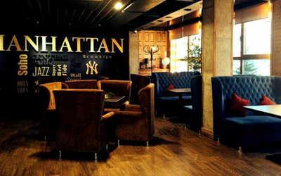 Банкетный зал ресторана Манхэттен на улице Гагарина фото 3
