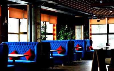 Банкетный зал ресторана Манхэттен на улице Гагарина фото 1