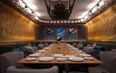 Банкетный зал бара, ресторана СибирьСибирь на улице Ленина фото 2