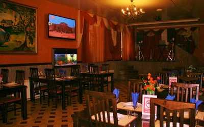 Банкетный зал кафе Пеликан на улице Котовского фото 2