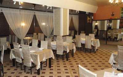 Банкетный зал кафе Пеликан на улице Котовского фото 1