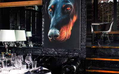 Банкетный зал бара, ресторана Hooligan на Рочдельской улице