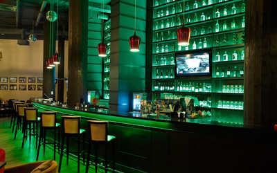 Банкетный зал бара, караоке клуба, ресторана Территория на проспекте Олимпийском