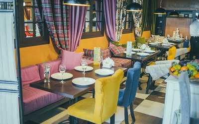 Банкетный зал кафе Все Свои на Меридианной улице фото 1