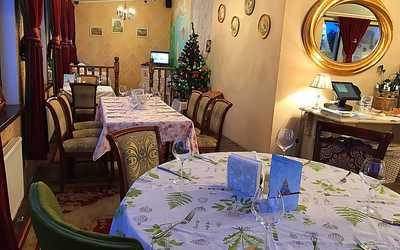 Банкетный зал ресторана Сицилия (Sicilia) в автодороге Сортавала фото 3