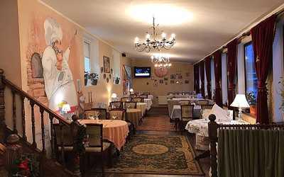 Банкетный зал ресторана Сицилия (Sicilia) в автодороге Сортавала фото 1