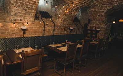 Банкетный зал ресторана Почта на улице Республики фото 2