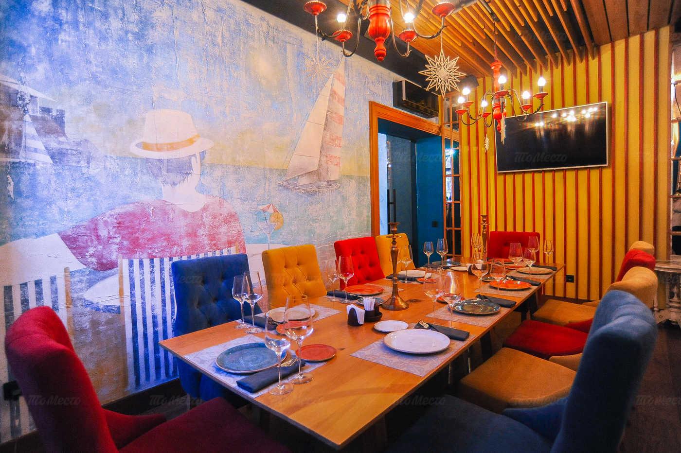 Ресторан Мегаполис на Новочеркасском проспекте фото 5