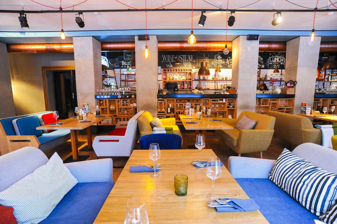 Ресторан Мегаполис на Новочеркасском проспекте фото 3