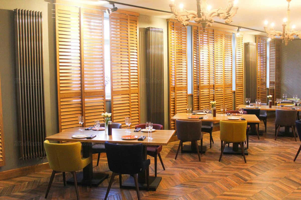 Ресторан Мегаполис на Новочеркасском проспекте фото 8