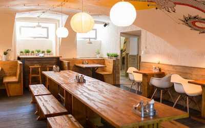 Банкетный зал ресторана Кимчи (Kim&Chi) на Большой Конюшенной улице фото 1