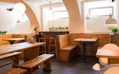 Банкетный зал ресторана Кимчи (Kim&Chi) на Большой Конюшенной улице фото 2