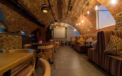 Банкетный зал кафе Boobo Georgian Food (бывш. Big Bite) на Большой Никитской улице фото 2