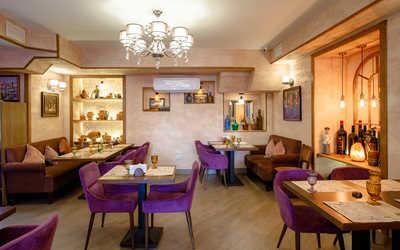 Банкетный зал кафе Этнос в Кузнечном переулке фото 1
