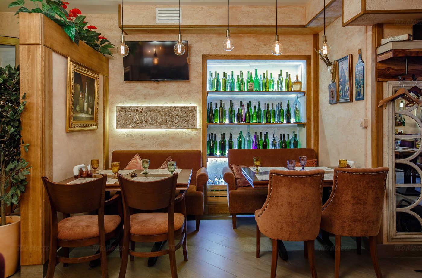 Кафе Этнос в Кузнечном переулке фото 5