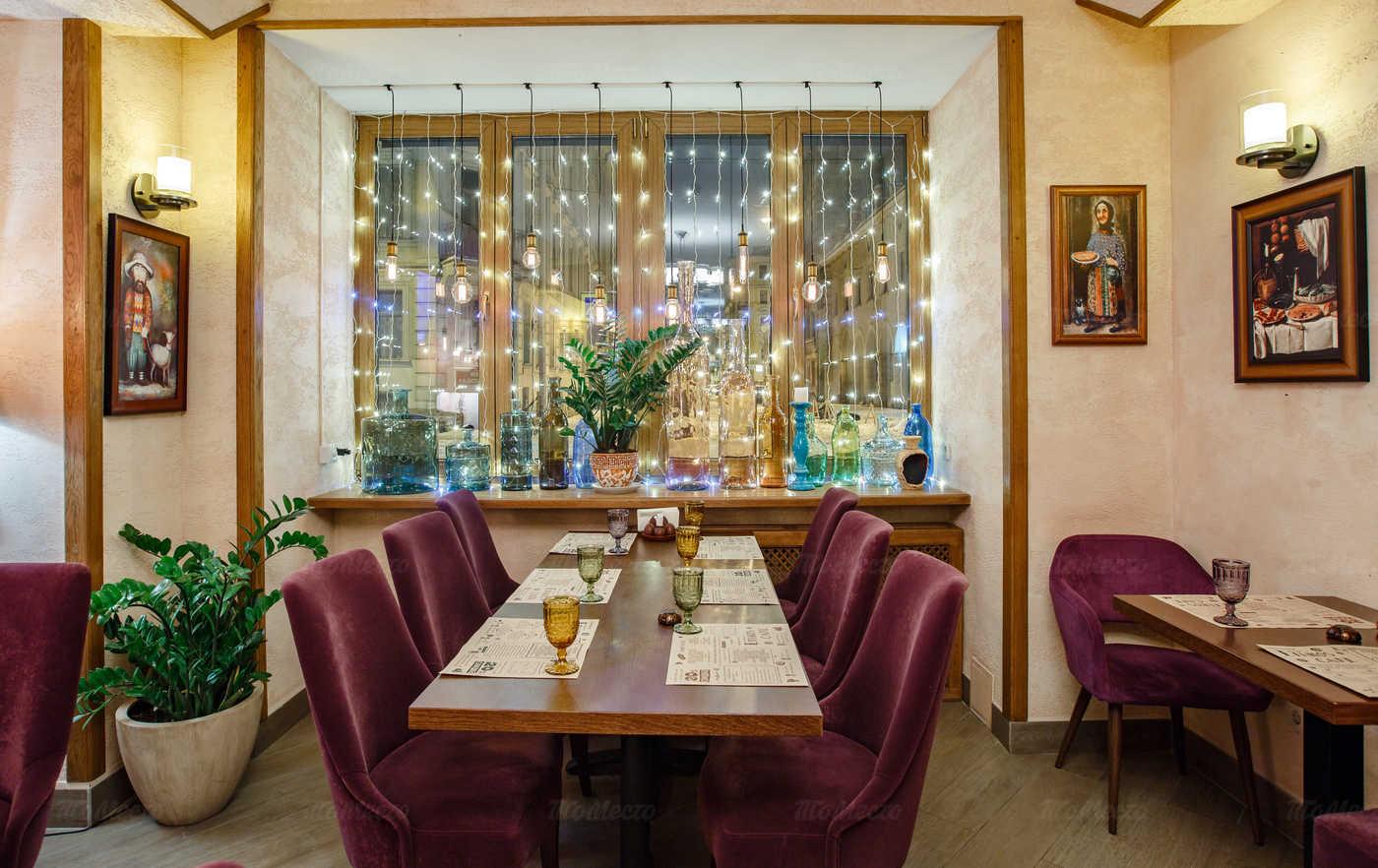 Кафе Этнос в Кузнечном переулке фото 6