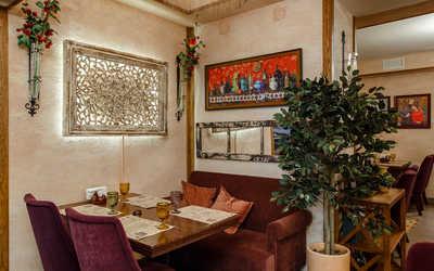 Банкетный зал кафе Этнос в Кузнечном переулке фото 2
