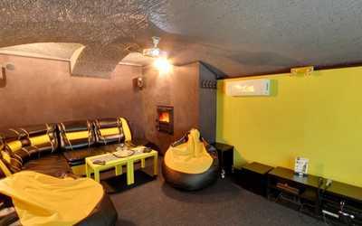 Банкетный зал кафе Lounge 3D Cinema на улице Марата фото 3