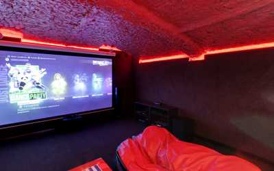 Банкетный зал кафе Lounge 3D Cinema на улице Марата фото 2