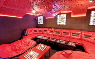 Банкетный зал кафе Lounge 3D Cinema на улице Марата фото 1